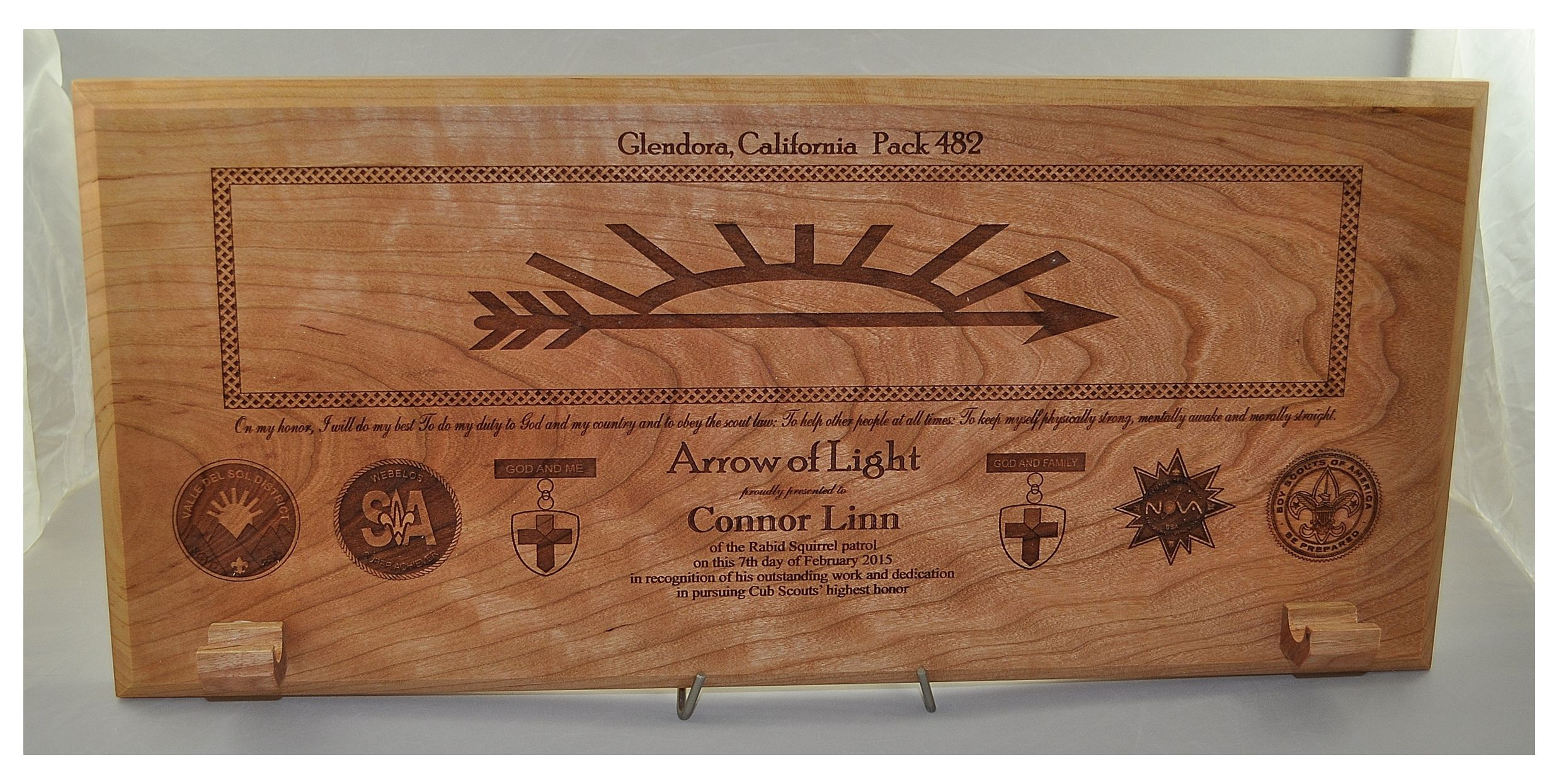 arrows com arrow plaque vinces amazon of light handmade dp