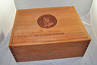 Bible Personalized Wood Box