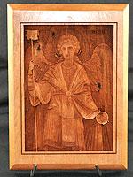 Icon Angel 3D Plaque